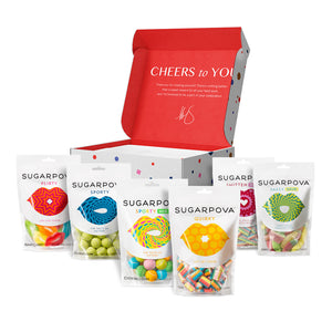GUMMY AND GUMBALLS GIFT BOX