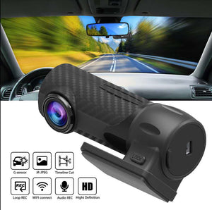 HD 1080P Wifi Mini 32G(Included) Dash Car DVR Video Camera Recorder 170° Vision G-sensor