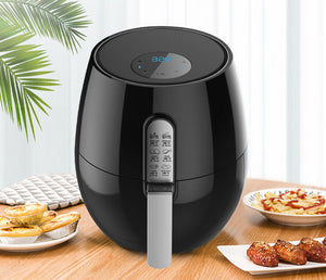 3.8QT Multipurpose Electric Air Fryer with LED Digital Display
