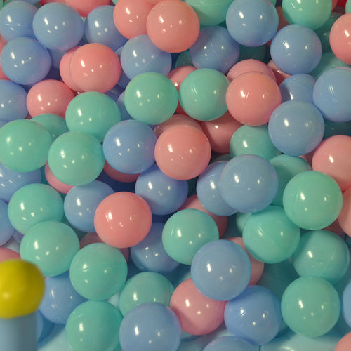 7 CM Plastic Playballs for Playpen - 200pcs