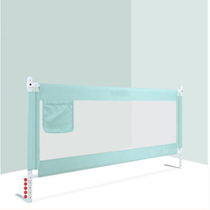 1 Feet Side of Queen Size Bed Safety Bed GuardRail Bed Fence for Children, Toddlers, Infants