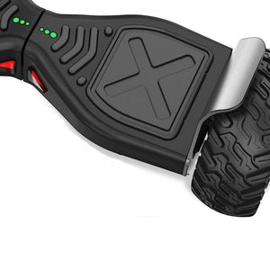 Hummer 8.5 inch Off Road All Terrain Hoverboard Scooter
