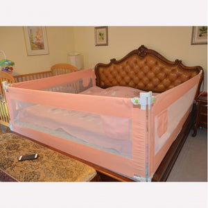 Children's Safety Bed Guardrail