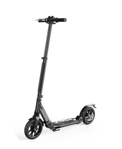 9X Adjustable Aluminium Kick Scooter Portable Ultra-Lightweight for Adult Youth