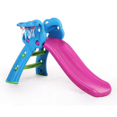 Kids 3 in 1 Foldable Safe Slide Set