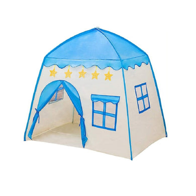 Kids Play Tent Castle Children Fairy Tale Indoor Outdoor Tent with Carrying Bag