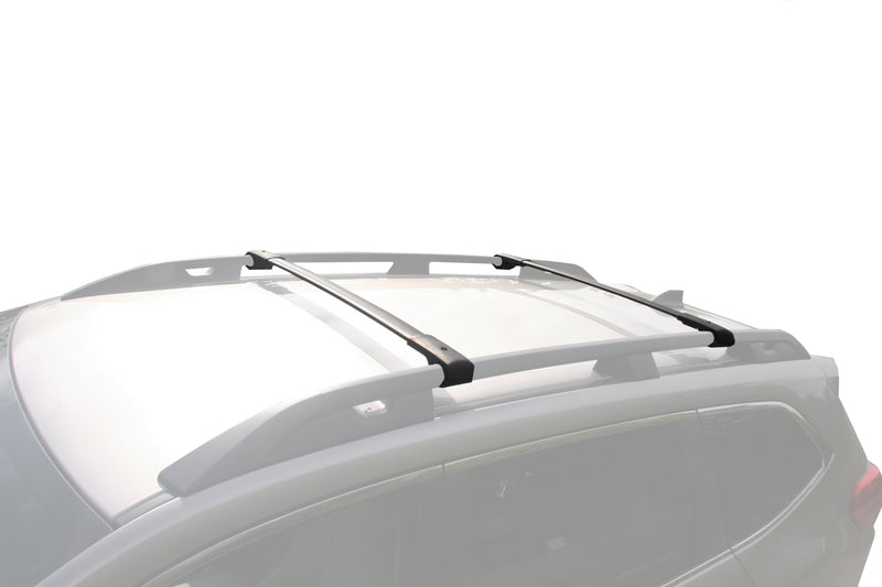 BrightLines Subaru Ascent Roof Rack Crossbars 2019 - ASG AUTO SPORTS