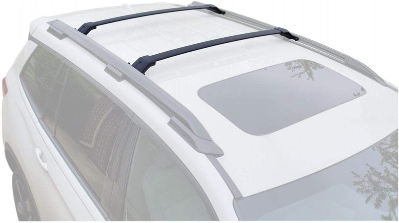 BRIGHTLINES Crossbars Roof Racks Compatible with 2019-2020 Honda Passport - ASG AUTO SPORTS