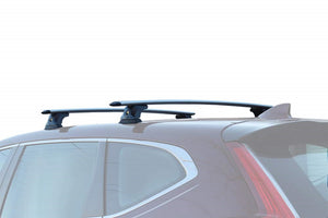 Roof Rack Cross Bars and Ski Rack Combo Compatible with Honda CRV Without Roof Rail 2017-2020 (Up to 4 Skis or 2 Snowboards) - ASG AUTO SPORTS