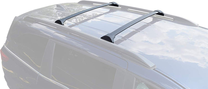 BRIGHTLINES Crossbars Roof Racks Compatible with 2018-2020 Honda Odyssey - ASG AUTO SPORTS