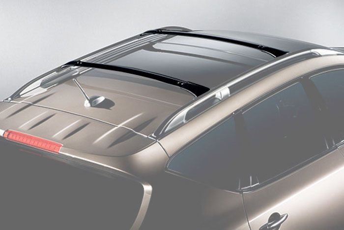 BrightLines Roof Rack Crossbars Replacement For Nissan Murano 2009-2014 - ASG AUTO SPORTS