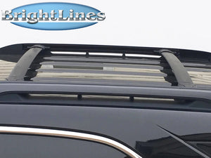 BrightLines Chevy Equinox Roof Rack Crossbars 2010-2017 - ASG AUTO SPORTS