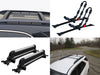 BrightLines Roof Rack Crossbars Replacement for Chevy Equinox 2010-2017 - ASG AUTO SPORTS