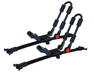 BrightLines Chevy Equinox Roof Rack Crossbars and Kayak Rack Combo 2010-2017 - ASG AUTO SPORTS