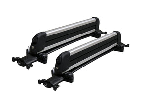 BrightLines Chevy Equinox Roof Rack Crossbars and Ski Rack Combo 2010-2017 - ASG AUTO SPORTS