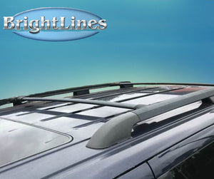 BrightLines Roof Rack Crossbars and Kayak Rack Combo Replacement for Ford Explorer 2011-2015 - ASG AUTO SPORTS