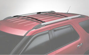 BrightLines Roof Rack Crossbars Replacement for Ford Explorer 2011-2015 - ASG AUTO SPORTS