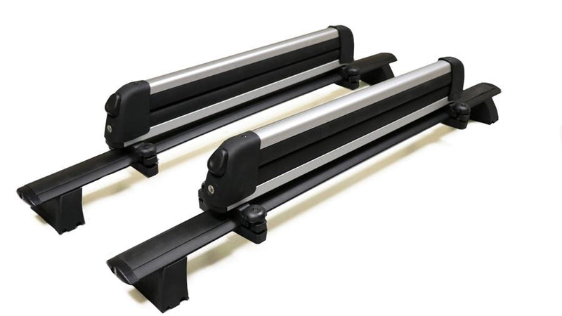 BrightLines Roof Rack Crossbars and Ski Rack Combo Replacement for Jeep Grand Cherokee 2011-2020 - ASG AUTO SPORTS