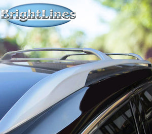 BrightLines Roof Rack Crossbars Replacement for Nissan Rogue Select 2014-2015 - ASG AUTO SPORTS