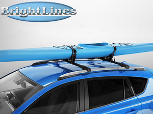BrightLines Toyota RAV4 Roof Rack Crossbars 2013-2018 - ASG AUTO SPORTS