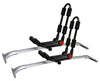 BrightLines Nissan Rogue Roof Rack Crossbars Kayak Rack Combo 2014-2019 - ASG AUTO SPORTS