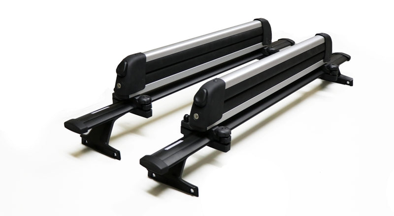 BrightLines Chevy Traverse Roof Racks Cross Bars Crossbars Ski Rack Combo 2018-2020 - ASG AUTO SPORTS