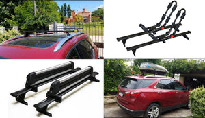 BrightLines Chevy Equinox Roof Rack Crossbars 2018-2019 - ASG AUTO SPORTS