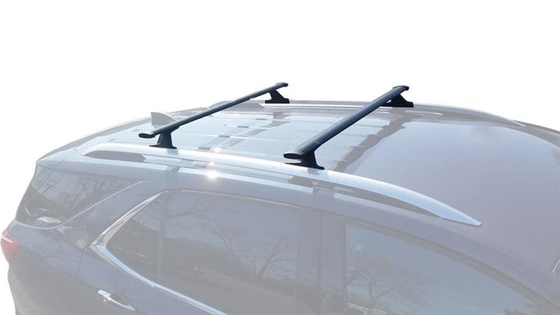BrightLines Roof Rack Crossbars Replacement For Chevy Equinox 2018-2019 - ASG AUTO SPORTS