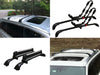 BrightLines Roof Rack Crossbars Replacement For Toyota Highlander XLE LIMITED SE 2014-2019 - ASG AUTO SPORTS