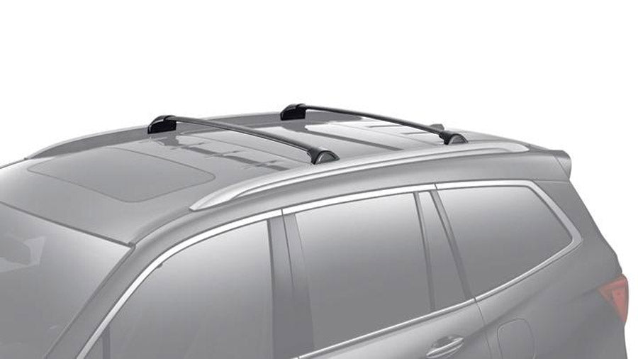 BrightLines Roof Rack Crossbars Replacement For Honda Pilot 2016-2020 - ASG AUTO SPORTS