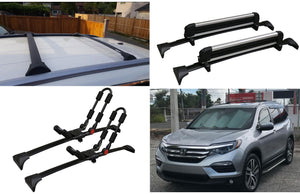 BrightLines Honda Pilot Roof Rack Crossbars 2016-2019-Used - ASG AUTO SPORTS