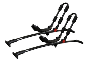 BrightLines Roof Rack Crossbars Kayak Rack Combo Replacement For Ford Explorer 2016-2019 - ASG AUTO SPORTS