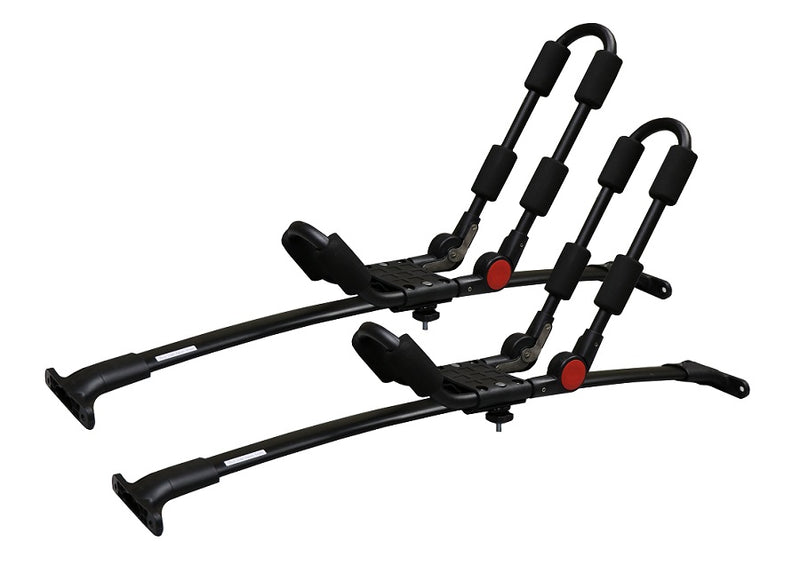 BrightLines Ford Explorer Roof Rack Crossbars Kayak Rack Combo 2016-2019 - ASG AUTO SPORTS