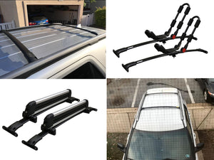 BrightLines Roof Rack Crossbars Replacement For Ford Explorer 2016-2019 - ASG AUTO SPORTS