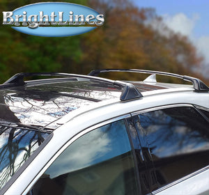 BrightLines Lexus NX 200t 300h Roof Rack Crossbars Kayak Rack Combo 2015-2019 - ASG AUTO SPORTS