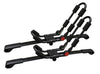 BrightLines Roof Rack Crossbars Kayak Rack Combo for Subaru Crosstrek 2018-2020 - ASG AUTO SPORTS