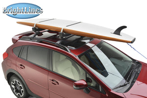 BrightLines Roof Rack Crossbars for Subaru Crosstrek 2013-2017 & Impreza 2012-2016 - ASG AUTO SPORTS