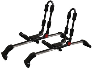 BrightLines Cadillac XT5 Roof Rack Crossbars Kayak Rack Combo 2017-2020 - ASG AUTO SPORTS