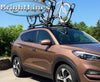 BrightLines Hyundai Tucson Roof Rack Crossbars 2016-2019 - ASG AUTO SPORTS