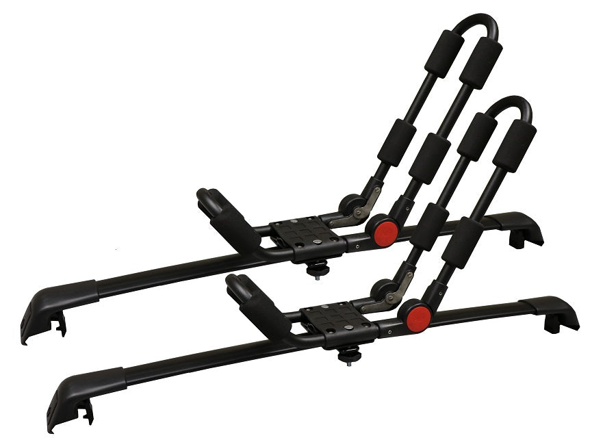 BrightLines Hyundai Tucson Roof Rack Crossbars Kayak Rack Combo 2016-2019 - ASG AUTO SPORTS