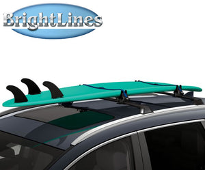 BrightLines Roof Rack Crossbars Compatible with 2017-2020 Honda CRV - ASG AUTO SPORTS