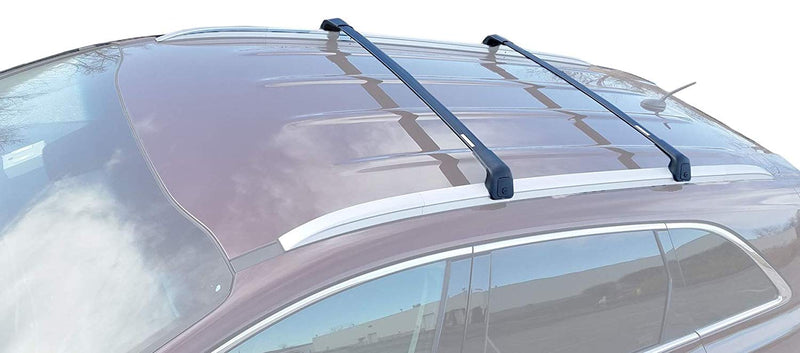 BRIGHTLINES Roof Racks Cross Bars Replacement for 2017-2020 Kia Sportage Non-Panoramic - ASG AUTO SPORTS
