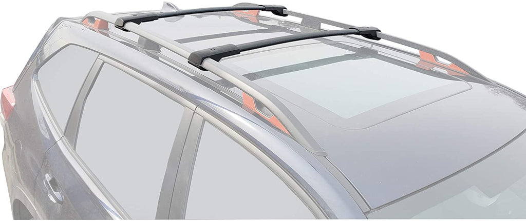 BrightLines 2019-2020 Subaru Forester Roof Rack Aero Crossbars - ASG AUTO SPORTS