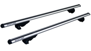 BrightLines Jeep Cherokee Roof Rack Crossbars 2014-2019