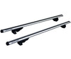 BrightLines Mitsubishi Outlander Roof Rack Crossbars 2007-2012 - ASG AUTO SPORTS