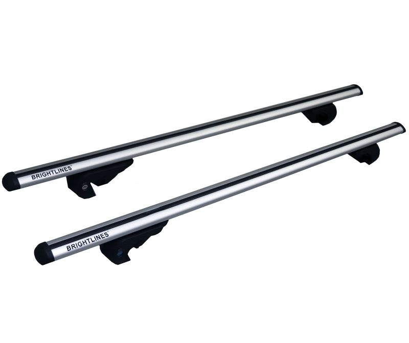 BrightLines Hyundai Santa Fe Roof Rack Crossbars 2001-2006 - ASG AUTO SPORTS