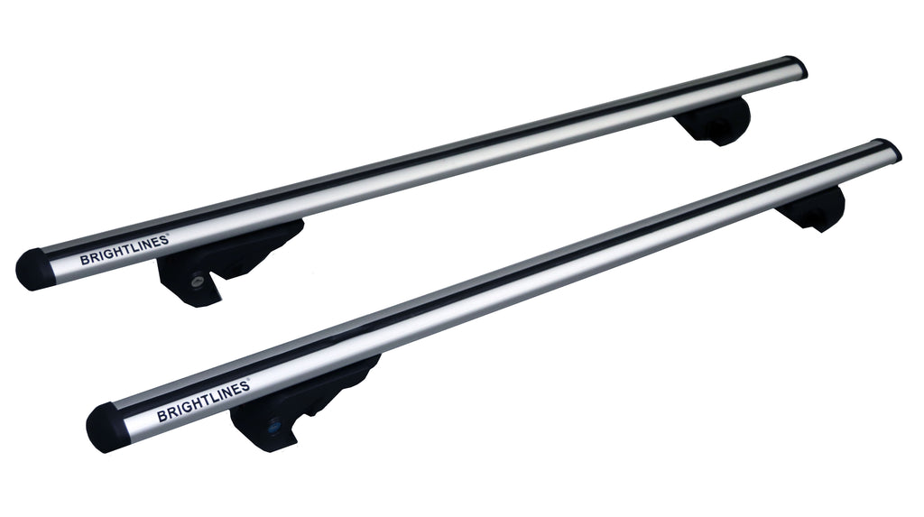BrightLines VW Tiguan  Roof Rack Crossbars 2009-2017 - ASG AUTO SPORTS