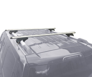 BrightLines Mercedes Benz ML350 Roof Rack Crossbars 1998-2015 - ASG AUTO SPORTS