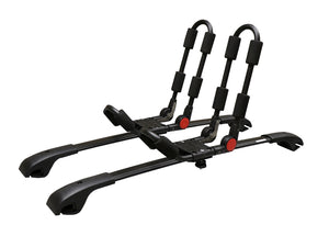 BrightLines Jeep Renegade Roof Rack Crossbars Kayak Rack Combo 2015-2020 - ASG AUTO SPORTS