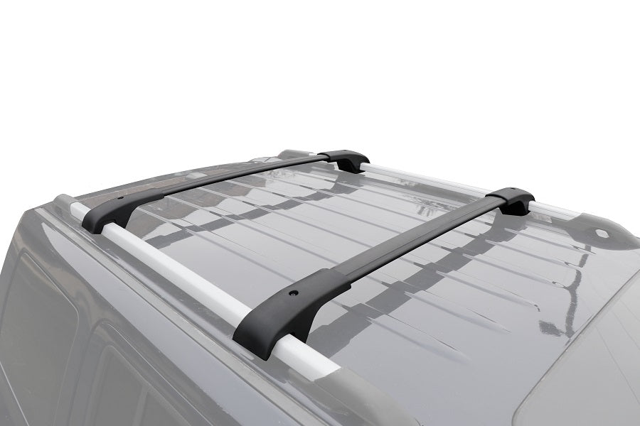 BrightLines Volkswagen Tiguan Roof Rack Crossbars 2018-2019 - ASG AUTO SPORTS